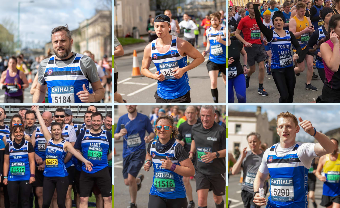 Bath Half Marathon - September 5th, 2021