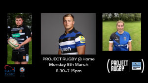 Project Rugby at home - Webinar and Q&A