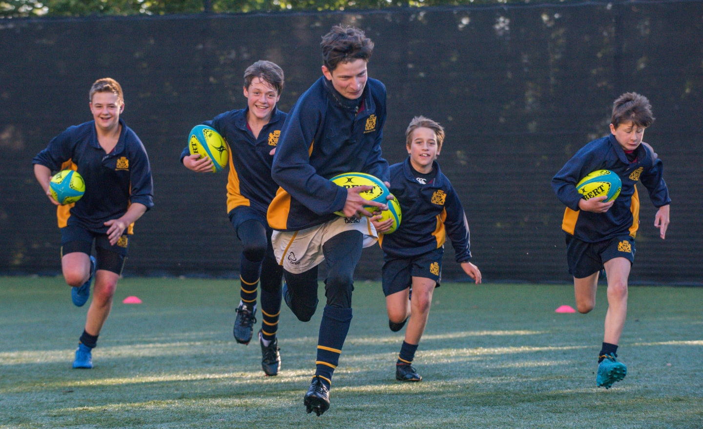 FREE Project Rugby Summer Holiday sessions for youngsters in Bath and Wiltshire