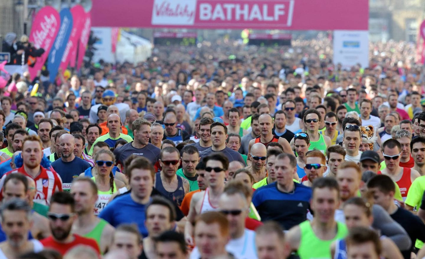 Bath Half in 5 weeks!