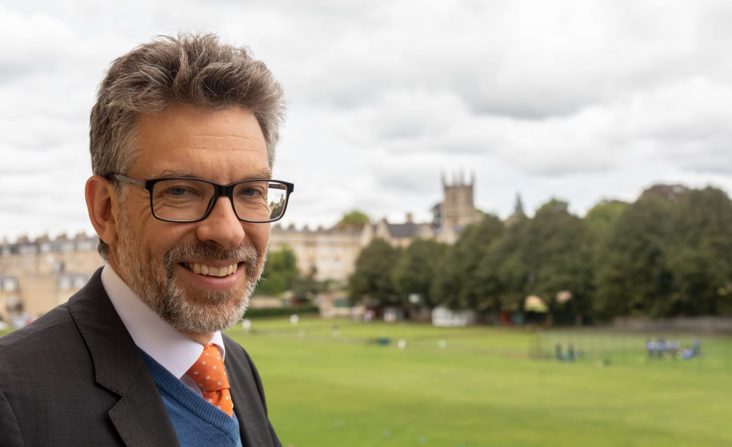 Christopher Potter - Represents Bath Rugby's owner on the board of trustees