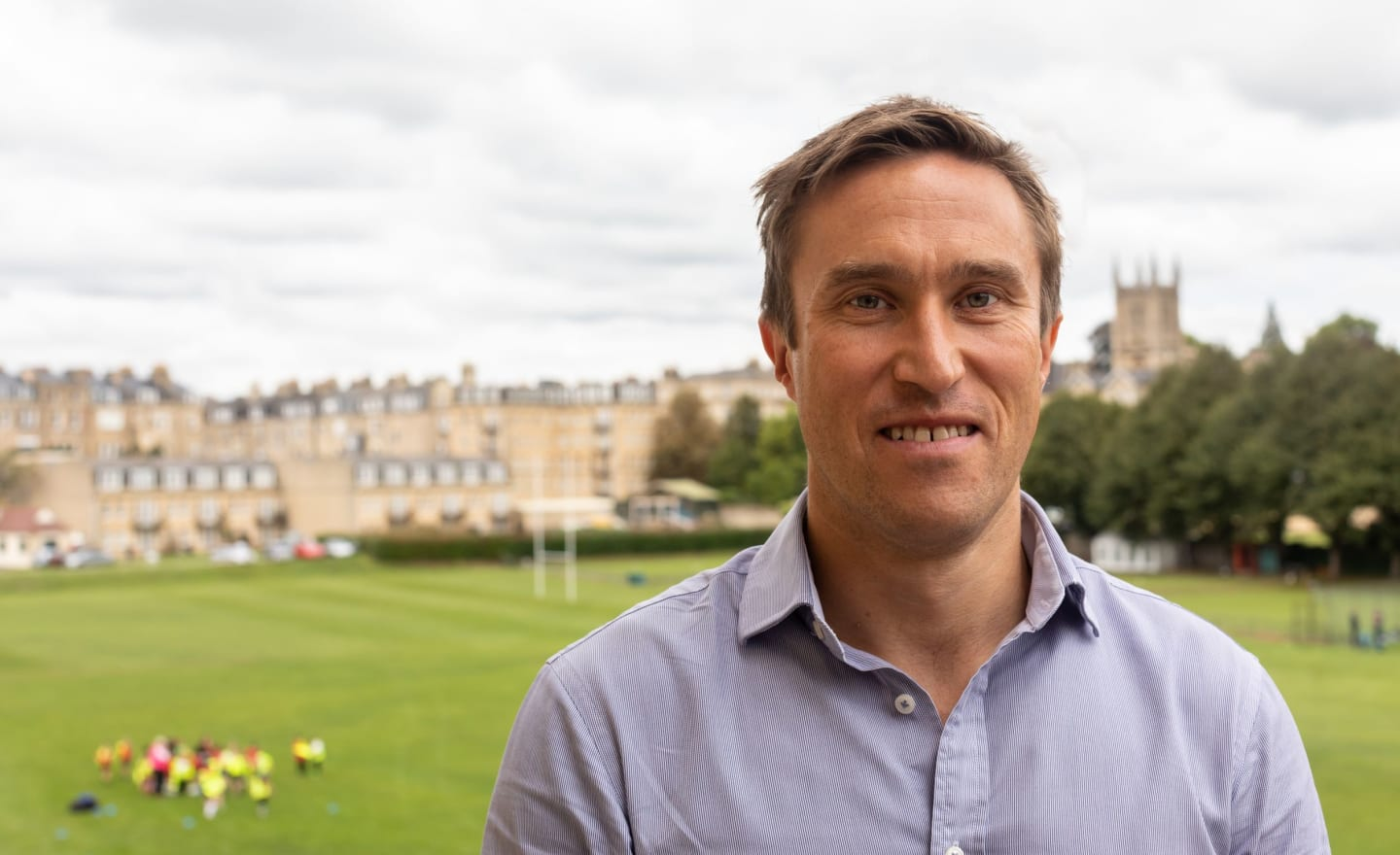 Tarquin McDonald - Represents Bath Rugby on the board of trustees