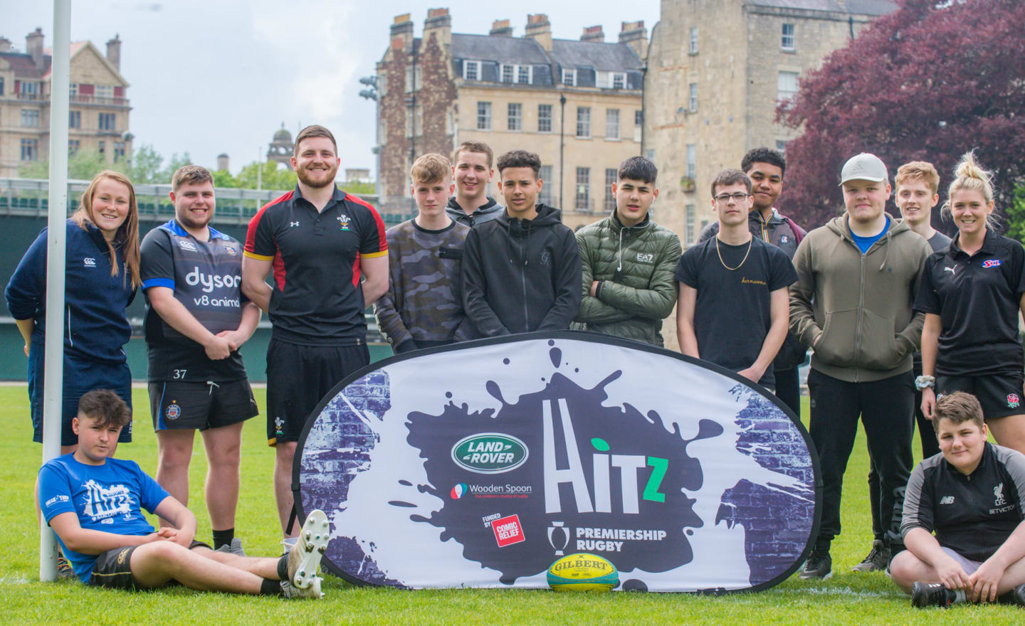 How Bath Rugby fans helped change the lives of thousands of youngsters