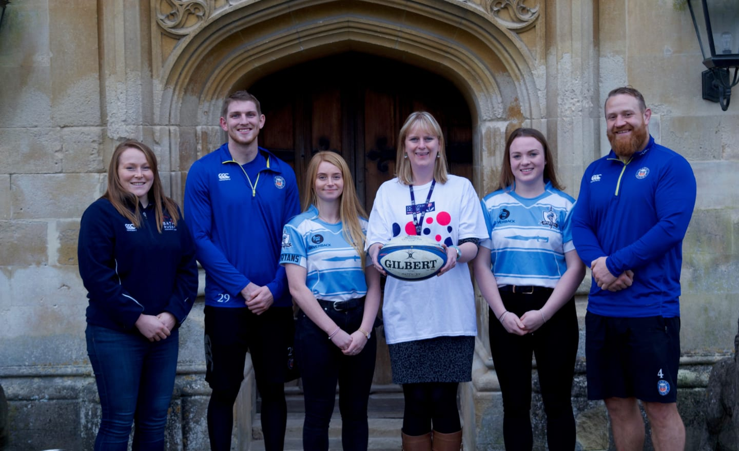 Calling Bath Rugby fans - join our fundraising walk