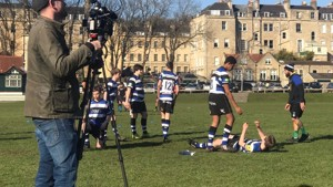 Bath Rugby Foundation on film